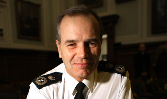 Chief Constable Stephen House.