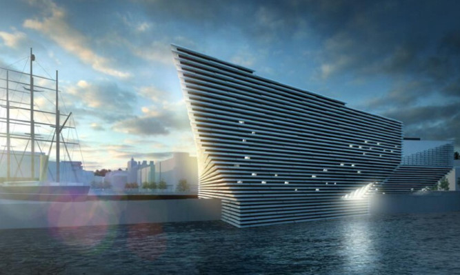 The V&A Dundee building will look spectacular, but will staff's pay match up?