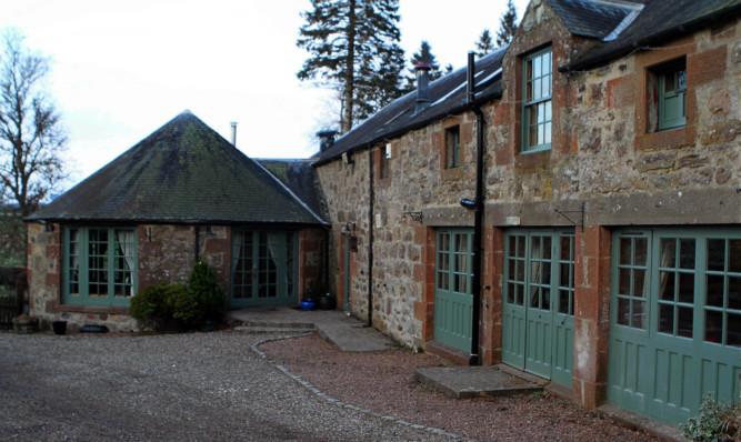 Lochside Lodge.