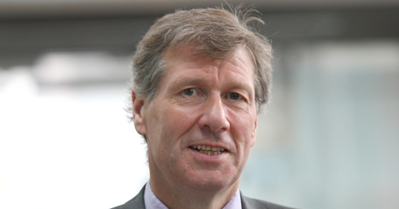 Perth Concert Hall.   Kenny MacAskill, Cabinet Secretary for Justice, at the launch of the offender scheme.