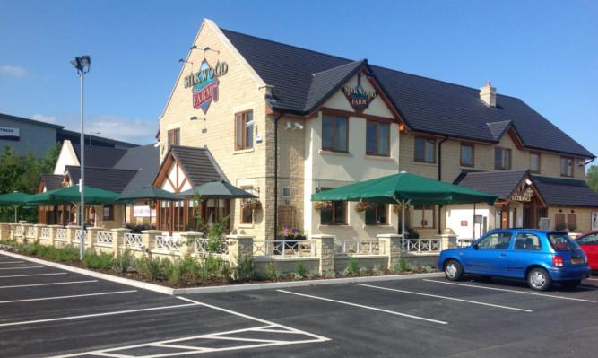 An existing Cloverleaf restaurant in Wakefield.