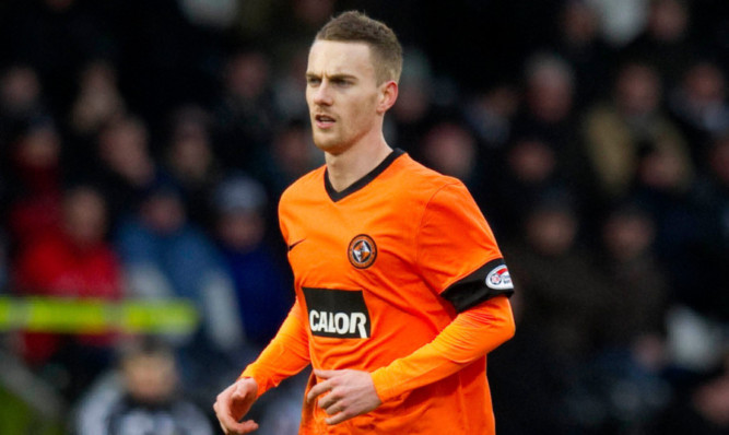 Rory Boulding is looking forward to playing at Hampden.