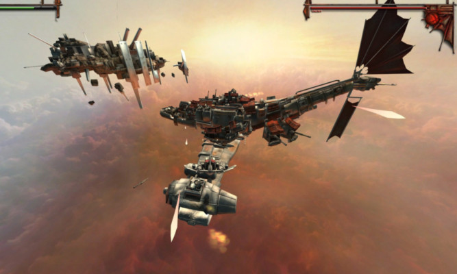 Seven projects have been launched on Code Bar initially, including Into The Sky, a third-person combat game for PC created by the 10-strong Junkfish team.