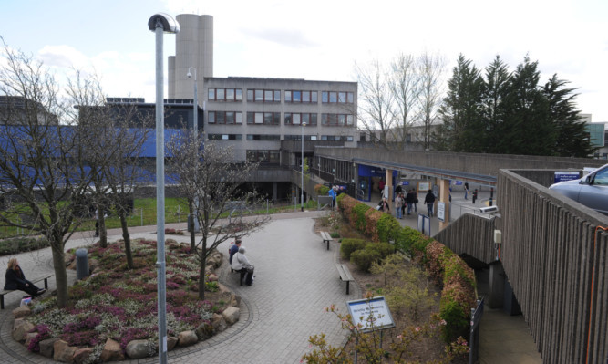 Ninewells is one of the hospitals to have reached a target to reduce mortailty rates by 20%.