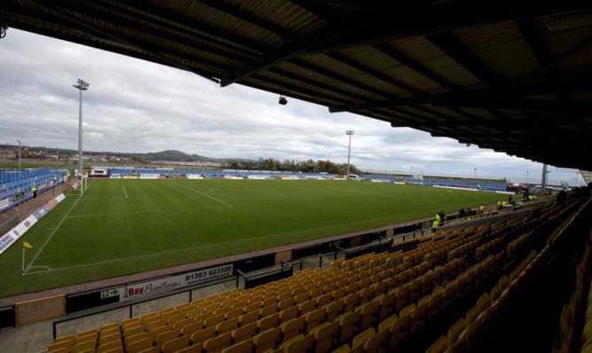 Bayview Stadium, home of East Fife.