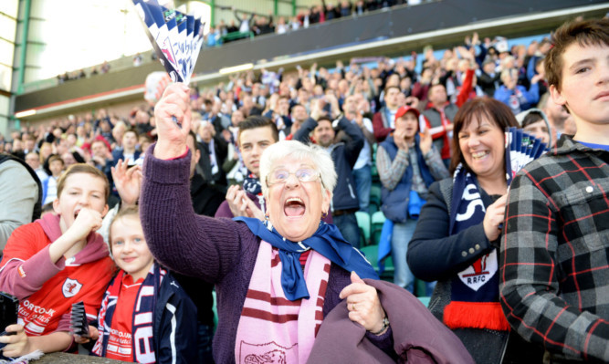 Many Raith fans enjoyed the Ramsdens Cup final last season, but how many will head to Inverness?