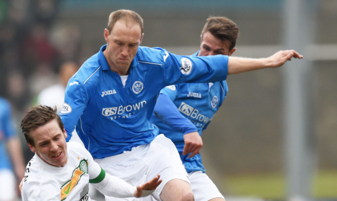 Steven Anderson will be looking for a win against his old club.