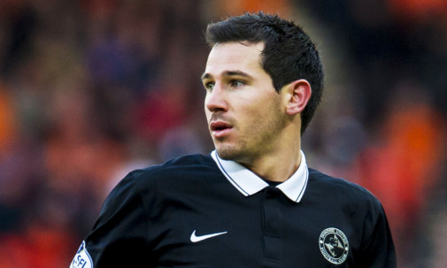 Ryan McGowan's father was arrested in Australia in December 2014.