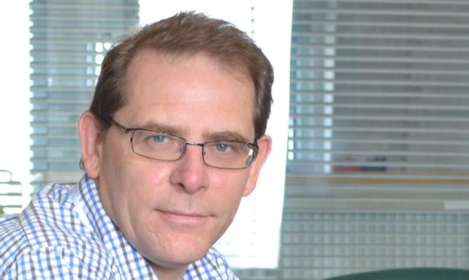 Geoff Ogle, chief of Food Standards Scotland.