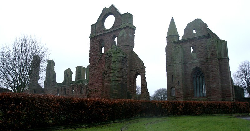 Arbroath Abbey, Arbroath.