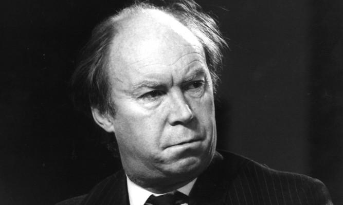 Sir Nicholas Fairbairn.