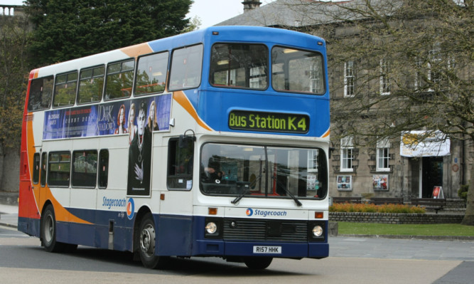 It is thought that each affected bus service has a commercial Stagecoach service running parallel to it.
