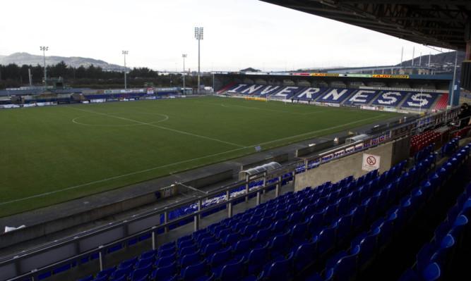 Inverness' Tulloch Caledonian Stadium