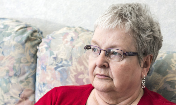 Former breast cancer patient Helen Thewliss says it can be hard for many sufferers to cope.