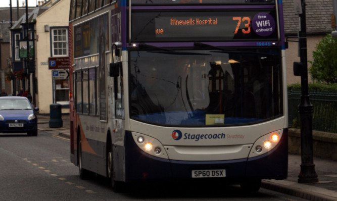 Stagecoach is investing more than £80m in new rolling stock.