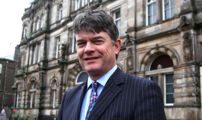 Dr John Halliday.