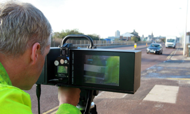 East Dock Street and Broughty Ferry Road are regularly covered by mobile camera units.