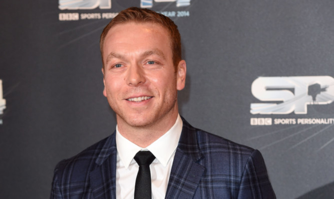 Sir Chris Hoy is backing the family Sky Ride events.
