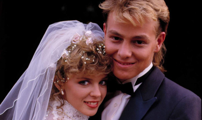 Scott and Charlene's wedding was watched by 19.6 million people in the UK.