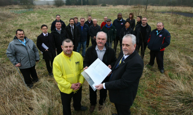 Opponents had already started petitions against any plans for a Travellers site.