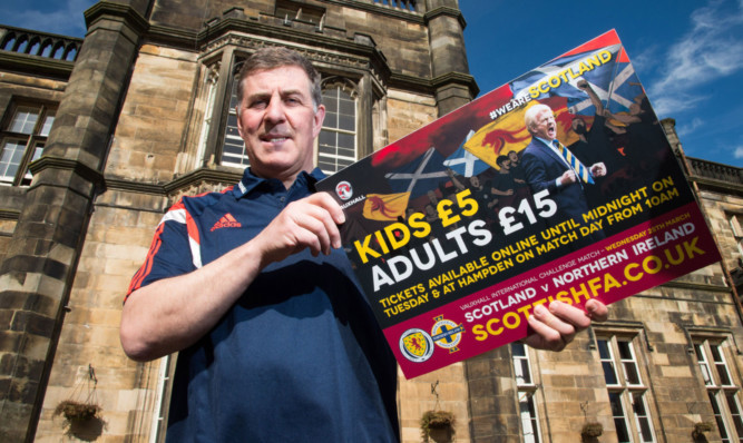 Mark McGhee looks ahead to the clashes with Northern Ireland and Gibraltar.
