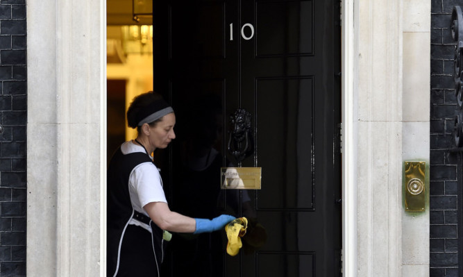 The next inhabitant of 10 Downing Street will be decided on May 7.