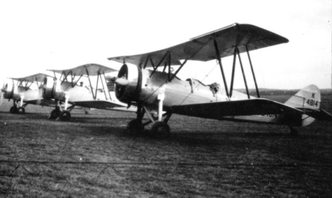 A century of aviation history has come to an end as the RAF handed over their base at Leuchars to the army. The facility has been a key part of the UKs air defence for a number of decades. Planes at RAF Leuchars in the 1930s.