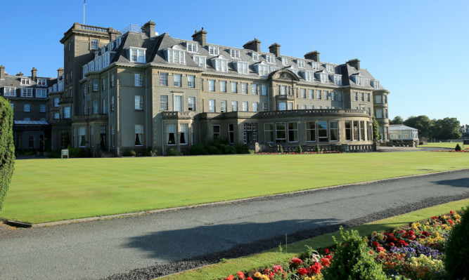Gleneagles Hotels pre-tax profit rose by nearly £4m last year. Picture: Getty.
