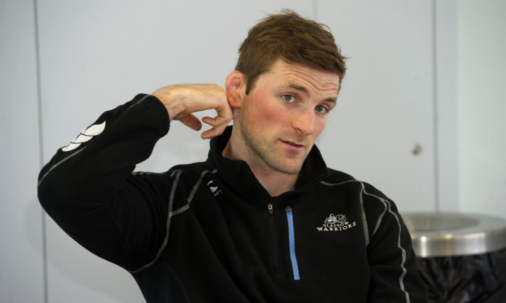 John Barclay will play his 150th game for Glasgow Warriors against Ospreys.