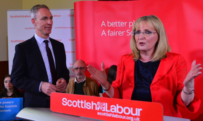 Labours Margaret Curran gets her partys general election campaign under way in Glasgow with party leader Jim Murphy.