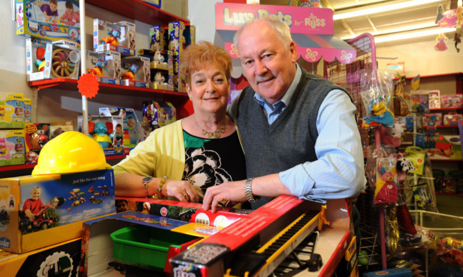 Maureen and Dennis Fenton are retiring and closing their shop.
