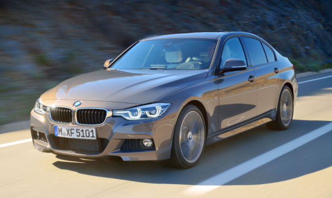 The facelifted BMW 3 Series gets a new range of more efficient engines.