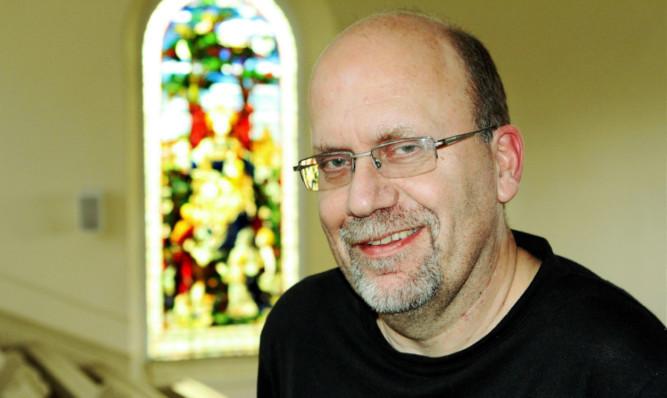Mr Robertson decried fundamentalist atheists.