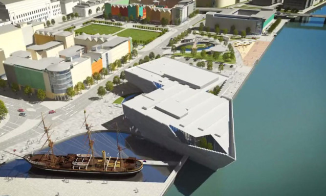 Rydens says top-class office space needs to be taken into account in Dundee's new waterfront.