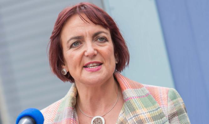 Education secretary Angela Constance is under pressure to improve school performance.