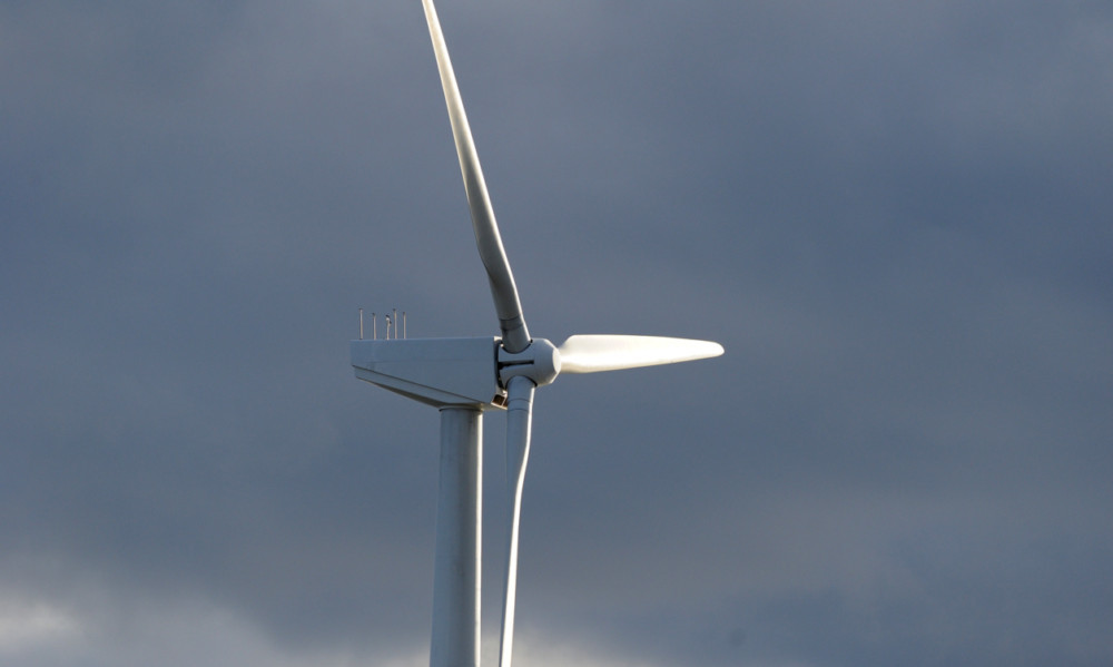 Kim Cessford - 02.03.13 - FOR FILE - pictured is the wind turbine at Methil
