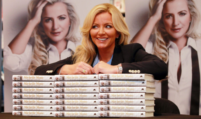 Upping sticks: Ultimo founder Michelle Mone is quitting Scotland, putting some of the blame on independence supporters she says have subjected her to online abuse.