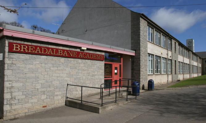 Gillian Scott was head of Breadalbane Academy's English department.