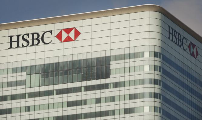 HSBC headquarters in London
