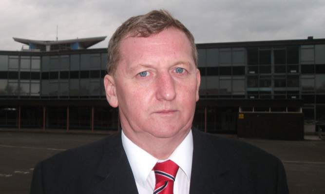 Cowdenbeath MSP Alex Rowley.