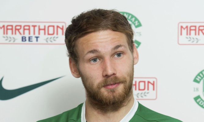 Martin Boyle has signed new two-year deal with Hibs.
