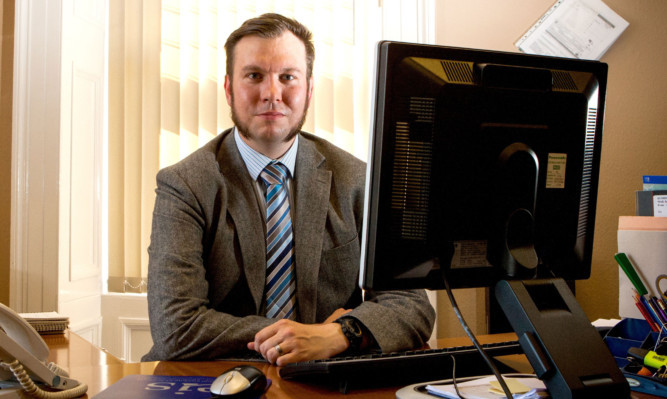 David Baxter fears the impact of budget cuts on childrens life chances.