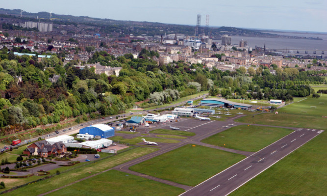 Planners are considering widening the runway to revitalise the airport.