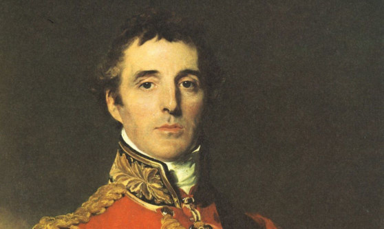 Wellington led 68,000 troops at Waterloo.