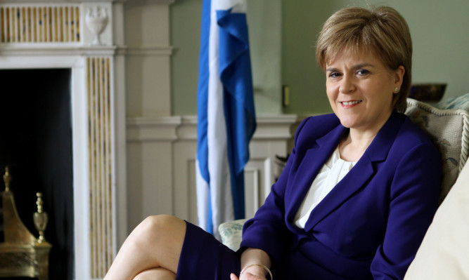 Fiirst Minister Nicola Sturgeon has welcomed the ruling by the Independent Press Standards Organisation.