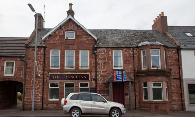 Once a thriving community with every village amenity, including a shoe repair shop, Inverkeilor has lost its post office and village shop, and is now facing the prospect of its pub, which closed two years ago, being turned into flats.