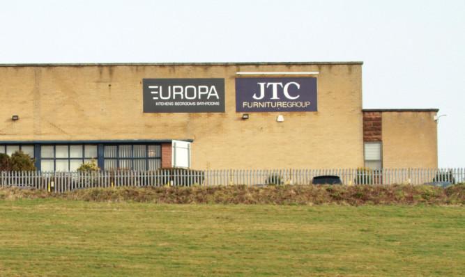 JTC's factory at Camperdown.