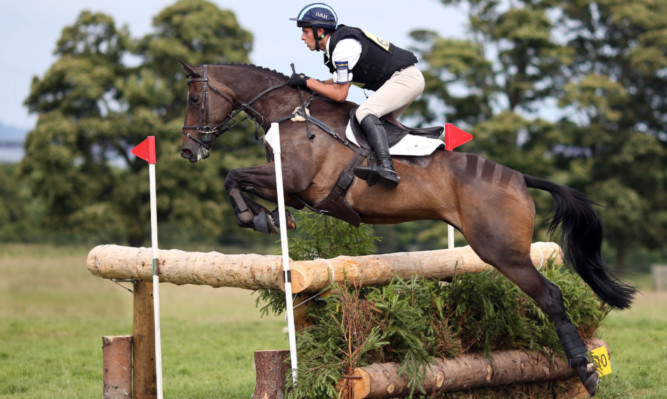 Wills Oakden and Greystone Midnight Melody have been named as second reserves for the Team GBR eventing squad for Blair Castle