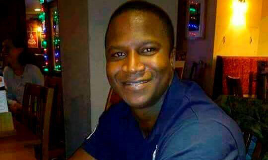 Sheku Bayoh died while in police custody in Fife.