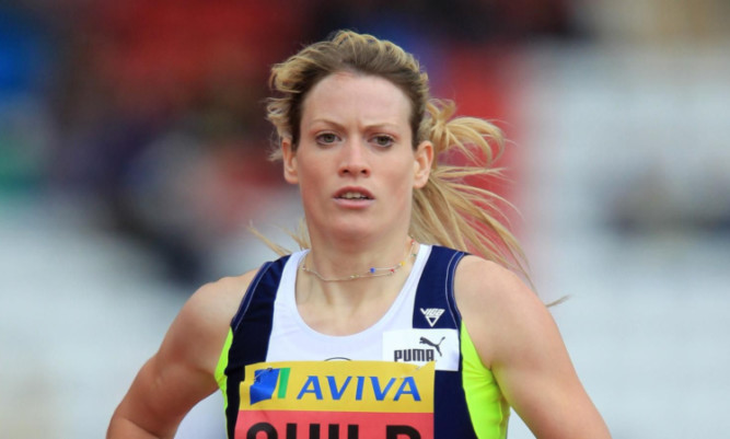 Eilidh Child is among the seven Scots who will represent Great Britain at the World Athletics Championships in Beijing next month.